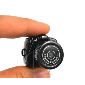 Micro Câmera Mini Espiã 2g 720p Filma Mini Dv Fotos Hd Espiã