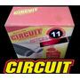 Fuelles Circuit Set Twister Titan Ybr 11 Dientes Rojo Ryd