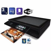 Remate Hp Nvy120 Impresora Multifuncional Wifi/lector De Sd