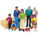 Pretend And Play Gente - Familia Del Nativo Americano