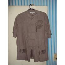 Camisa China Cuello Mao Tai Chi Chuan Kung Fu