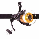 Combo Caña De Pesca Jarvis Walker: Mod Fish Hunter 8