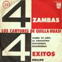 Los Cantores De Quilla Huasi 4 Zambas 4 Exitos Simple