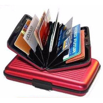 Paga 1 Y Lleva 2!! Billeteras Aluma Wallet Indestructible
