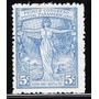Argentina 1921 Sello De 5 Centavos Año Mello Nº 259 Mint