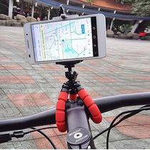 Mini Tripé Articulado Flexível Universal P/ Câmera E Celular