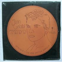 Juan Gabriel. Todo. Disco L.p. Sellado 1983