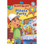 Piñata Party Handy Manny Early Reader Level 1 Ring Susan Dis