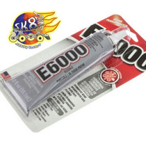 Pegamento E-6000 Pega Cristales A Leotardos Y Vestidos Patin