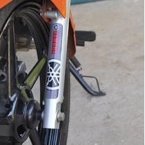 Adesivo Refletivo Tuning Yama1 Bengala Moto Yamaha Fazer 150