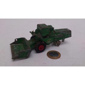 Antiga Colheitadeira Claas Combine Harvester Matchbox King