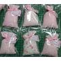 50 Lembrancinhas Sachê Perfumadas Maternidade Chá Bebê