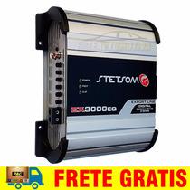 Modulo Amplificador Stetsom Ex3000eq Digital Mono 2 Ohms
