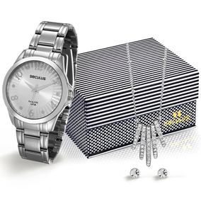 Relógio Seculus Feminino 28529l0sgna1k1