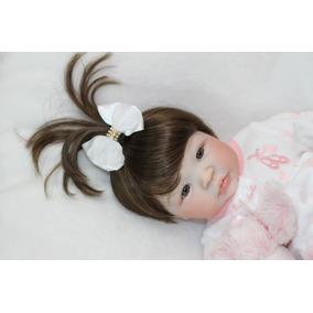 Boneca Bebê Reborn Jana