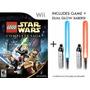 Nintendo Wii Lego Star Wars Completos Sage Juego De Doble G