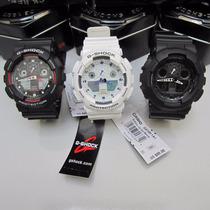 Reloj Casio G-shock Ga100. Originales