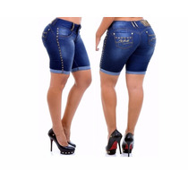 Bermuda Pit Bull Jeans Original Modela Bumbum Frete Grátis