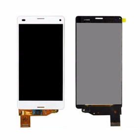 Display Sony Experia Z3 Compact Solo Color Negra