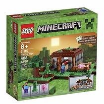 Lego Minecraft 21115 408 Piezas Mejor Precio!!