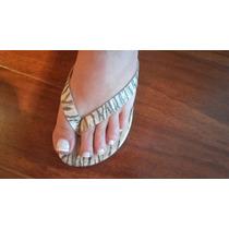 Sandalia Tipo Ojota