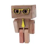 Muñeco De Madera Pinocchio Ray Decoración Tienda Puro Diseño