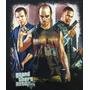 Camiseta Grand Theft Auto V - M - G