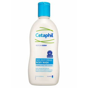Cetaphil Restoraderm Eczema (sabonete Liquido) 296ml Importa