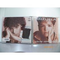 Cd Original Laureano Brizuela Vivir Una Vez