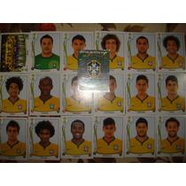 Copa 2014 0,20 Frete Grátis Tenho Todas Figurinhas