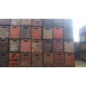 Cajones De Soda / Espectacular Colección Antiguos $ 600 C/u