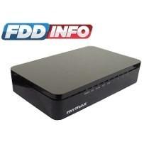 Roteador Wireless Mymax 300mbps + 360 Metros (ganho Testado)