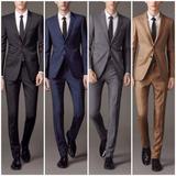 Trajes Para Hombres En Toda Talla Elegantes