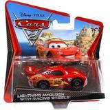 Auto Cars 2 Lightning Mcqueen Disney Pixar Retro Colecc Rdf1