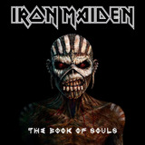 Iron Maiden - The Book Of Souls- 2cd Nuevo