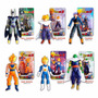 Muñeco Dragon Ball Z Goku,vegeta,piccolo,trunk,ghohan,cellp