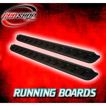 Estribos Running Boards Rb10 Gmc Sierra 2500hd Doble 14 - 15