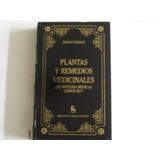 Libro Plantas Y Remedios Medicinales Dioscórides Nuevo