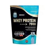 Whey Protein 7900 Gentech X 1000 Grs.