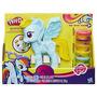 Play Doh My Little Pony Peinados De Colores Original Hasbro