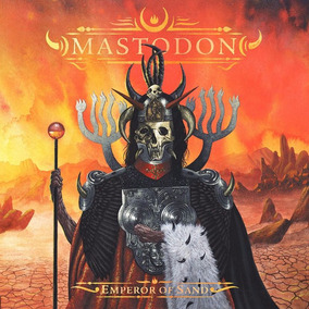 Cd Mastodon - Emperor Of Sand (2017) Lacrado