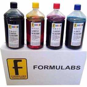 Refil Tinta P Impressora Tanque L110 L200 L210 L335 4 Litros