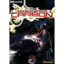 Need For Speed Carbon Pc Envio No Mesmo Dia Original!!