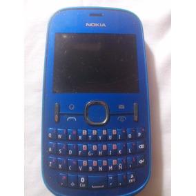 Asha 201 Nokia Excelente Condicion Unefon Iusacell