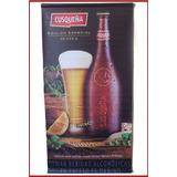 Dante42 Poster Publicidad Cerveza Premium Cuzqueña Quinua