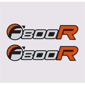 Adesivo Logotipo Para Moto Bmw F800r