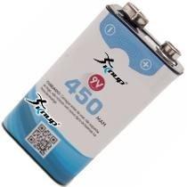 Bateria Recarregável 9v 450 Mah Alta Eficiencia Original