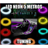 Led Flexible Neon 5 Metros Tuning