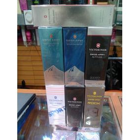 Perfumes Swiss Army Orginales Traidos De Usa...mayor Y Detal