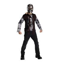 Disfraz Traje De Terminator Salvation Película Secundario T